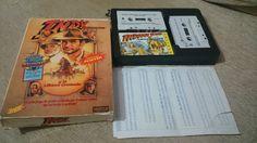 Juego Indy Indiana Jones y la última cruzada más regalo otro juego Amstrad leer