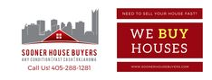 You can sell a house fast in Oklahoma in 4 easy steps . Visit Sooner House Buyers or call Sell Your House Fast, Selling Your House, We Buy Houses, Fast Cash, Home Buying, Oklahoma, Things To Sell, Custom Homes