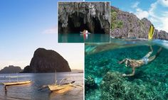 Island with five-mile subterranean river named best in the world