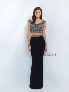 Blush Prom 11000 Black