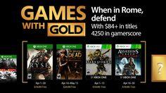 Games with Gold: jogos grátis na Live para abril de 2017 - http://www.showmetech.com.br/games-with-gold-jogos-gratis-na-live-para-abril-de-2017/