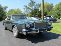 ◆1977 Chrysler Cordoba◆ Chrysler Cordoba, 70s Cars, Mopar, Dodge, Classic Cars, Vehicles, Pictures, Autos, Photos