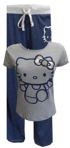 Hello Kitty Pijama Set