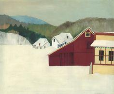 Pat's Barn, by Tess Beemer