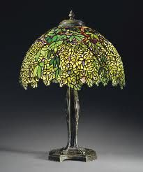 Tiffany lamp..Why not? Just as lovely. Light Jewels..