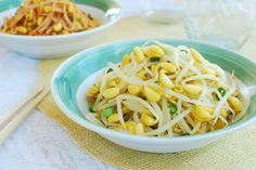Kongnamul Muchim (Seasoned Soybean Sprouts)