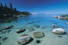 Lake Tahoe Crystal Bay (via Hither and Thither)