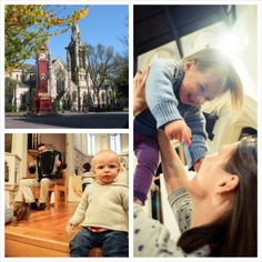 Bach to Baby concerts in Islington at Christ Church.