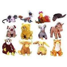 TY Beanie Babies - ZODIAC BEANIES SET ( Complete Set - ALL 12 Pieces ) e99b34b13ac2