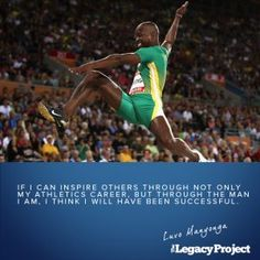 Six years ago Luvo Manyonga was a crystal meth 'tic' addict. Now he is an Olympic silver medalist and his journey from the townships to 'flying to Rio 2016 glory' has been well documented across the web. I feel so blessed to have recently had the privilege of briefly interviewing this extraordinary athlete, and hugely inspiring human Rio 2016, Sports Stars, Olympics, Athlete, Legends, Interview, Blessed, Journey, Wellness