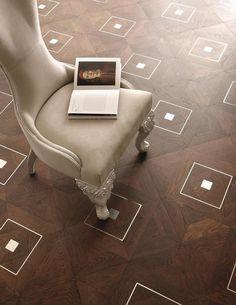 The floor becomes a decorative element: parquet URBAN #popart #arte #passione #arredamento #mobili #furniture #urban #parquet #design #interiordesign #italiandesign #madeinItaly #photograph #MAROSOGINO #philosophy