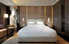 Grand Hyatt Shenyang's sample guestroom