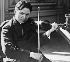 George Enescu (1881 - 1955) was a Romanian composer, violinist, conductor and pedagogue. He displayed musical talent in many areas at a very young age, composing his first piece at age five. Enescu was admitted to the Vienna Conservatory at age seven, and graduated at age twelve. While still in Vienna, he began is concert career with the concertos of Johannes Brahms and Felix Mendelssohn, as well as the works of Sarasate.