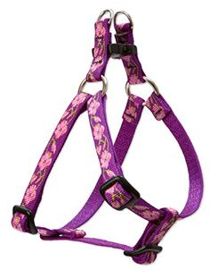 LupinePet Originals 12 Rose Garden 1218 Step In Harness for Small Dogs *** Click image for more details.Note:It is affiliate link to Amazon.