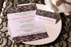 Potential invites for the bridal shower