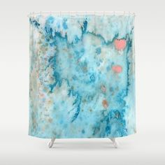 *Dreaming Days Away* #society6 Shower Curtain