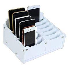 17 best classroom cellphone station images cell phone holder desk rh pinterest com
