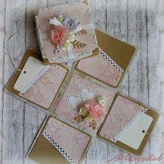 MargotkabCZ: Jak darovat peníze na svatbu Wedding Gift Boxes, Wedding Gifts, Pop Up, Decorative Boxes, Manualidades, Fimo, Wedding Day Gifts, Wedding Favors, Popup