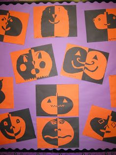 Terri's Teaching Treasures: Positive Negative Halloween