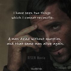 The other day my husband mentioned a movie he wanted to see called Risen. I had not heard about it, so I did a quick search to watch the trailer. I share t | Christian Date Night Ideas, Encouragements For Wives, Marriage Resources, Reviews of Christian Marriage Books & Movies, Things I Love