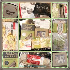 Cuisine Cube Subscription Box #Review | Closet of Free Samples | Get FREE Samples by Mail | Free Stuff
