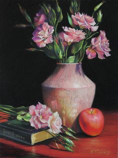 Marie Tippets   PASTEL