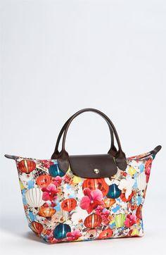 Mary Katrantzou for Longchamp Handbag