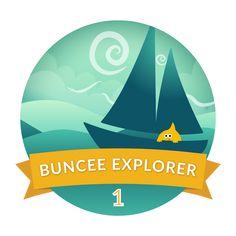 I just unlocked a new #BunceeBadge!