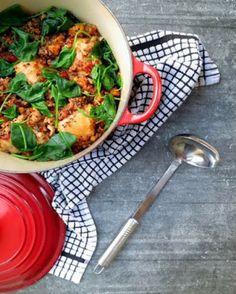 Chicken & Quinoa One Pot