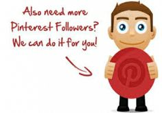 100 pinterest followers without your password for $1