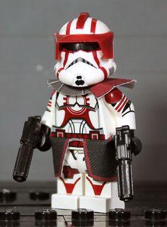 Clone Army Customs | Recon Commander Fil