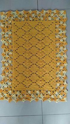 Crochet Baby Dress Pattern, Crochet Edging Patterns, Crochet Squares, Crochet Designs, Crochet Crafts, Crochet Doilies, Crochet Flowers, Free Crochet, Granny Square Pattern Free