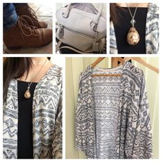 Combining Casual Boots with girly Cardigan and white leather bag White Leather, Leather Bag, Casual Boots, My Outfit, Girly, Blouse, Long Sleeve, Sleeves, Bags
