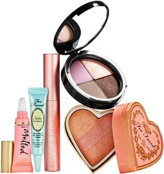 Too Faced I'll Stop The World & Melt With You Fall 2014 Full Face Collection