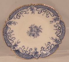 Plate #106 by The China Closet