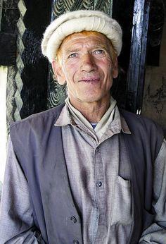 Kalash man