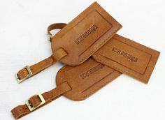 Our stunning leather luggage tag will add class & sophistication, not to mention practicality, on your next holiday. Travel Gifts, Travel Bag, Personalized Luggage, Leather Luggage Tags, Next Holiday, Keep An Eye On, Travel Accessories, Unique Gifts, Wallet