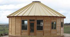 Found at Smiling Woods Yurts35'-NEBRASKA-YURT-w-BASEMENT.jpg