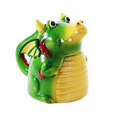 How cute is this mug? Stand him on his head and pour in your beverage of choice!