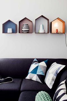 shelf, different
