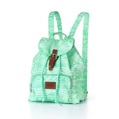 Victoria's Secret Bling Mini Backpack ($40) ❤ liked on Polyvore