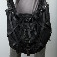 Jungle Tribe Rage Cage Hobo Bag :: Bags :: Accessories :: Five & Diamond
