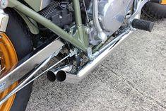 Honda By Gravel Crew Hell Kustom Honda Cb400, Kustom, Bike, Ss, Racing, Bicycle, Bicycles, Lace