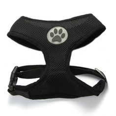 BBEART Pet Harness, Small Dog Soft Breathable Mesh Adjustable Puppy Pet Walking Harness Vest For Small Medium Dogs >>> Visit the image link more details. (This is an affiliate link and I receive a commission for the sales)