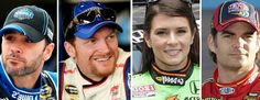 Top 10 richest NASCAR driver salary - http://www.tsmplug.com/nascar/top-10-richest-nascar-driver-salary/