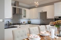 Interior Design Inspiration – Our portfolio showcases how we converted a Victorian terraced house into a spacious and luxurious family home. West London, Interior Design Inspiration, Home And Family, Kitchen Cabinets, Luxury, House, Home Decor, Kitchen Cupboards, Homemade Home Decor