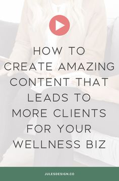 How to Create Irresistible Content that Equals More Website Traffic - Jules Design Business Website, Online Business, Business Tips, Creating A Business, Promote Your Business, Writing A Book, Writing Tips, Words To Use, Wordpress Plugins