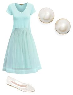"""Cinderella"" by vampirechic614 ❤ liked on Polyvore featuring Doublju, Summit by White Mountain, Kate Spade and Chicwish"
