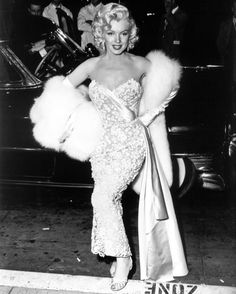 At the premiere of'How To Marry A Millionaire' <31953.