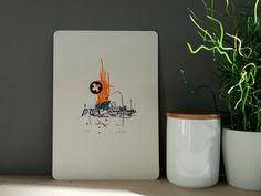 www.edition28.de   christian wagner   Poster Skizze Elbphilharmonie Nr. 01, Hamburg-Illustration, Hamburg-Souvenir #hamburg #elbphilharmonie Postcards, Great Gifts, Poster, Christian, Illustration, Souvenir, Sketches, Hamburg, Amazing Gifts